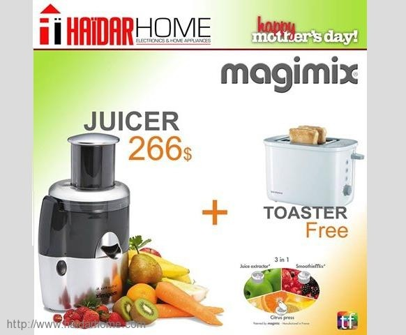 Mother's Day Offers - Haidar Home Electronics And Home Appliances